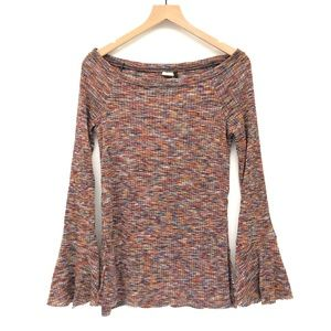 Anthropologie Akemi + Kin Multicolor Top - Size S